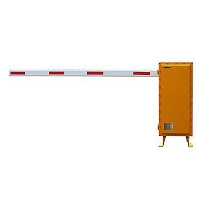 Explosion-proof gate