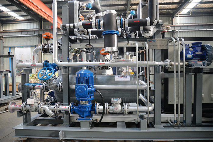 Desorption process of activated carbon equipment and comparison of advantages and disadvantages