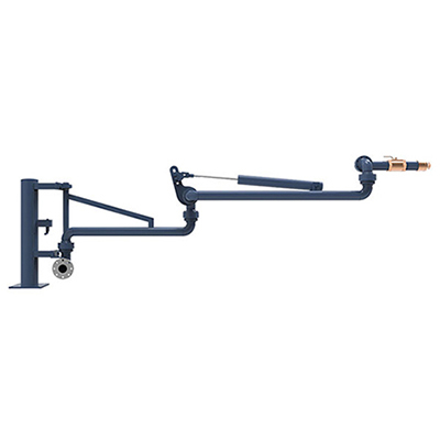 AL2503 bottom loading arm