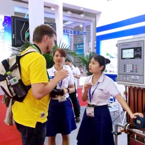 Figure portable skid mounted system esoteric equipment debut 2015MICONEX Chongqing